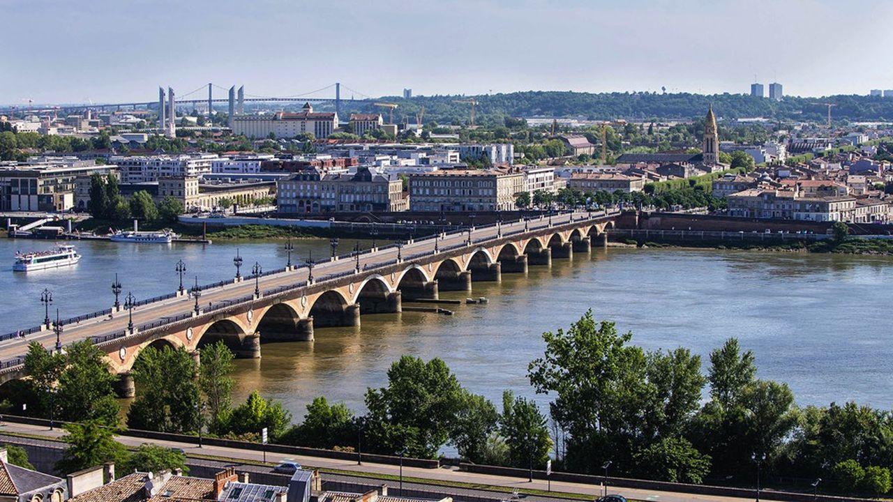 Immobilier: quelles grandes villes vont voir leurs prix baisser avec la Covid-19? Ici, Bordeaux.
