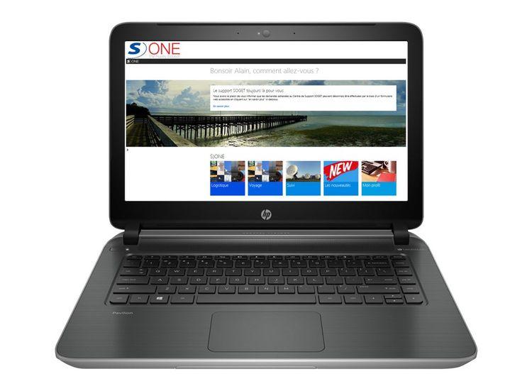 S)One permet d'accéder à la plateforme S-Wing, solution digitale et collaborative pour le transport maritime.