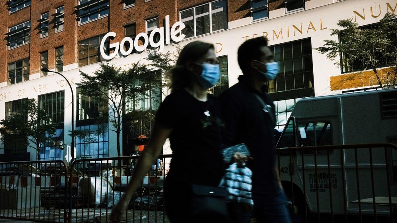 Google maintiendrait «illégalement son pouvoir de monopole sur les moteurs de recherche et les marchés publicitaires qui y sont liés»