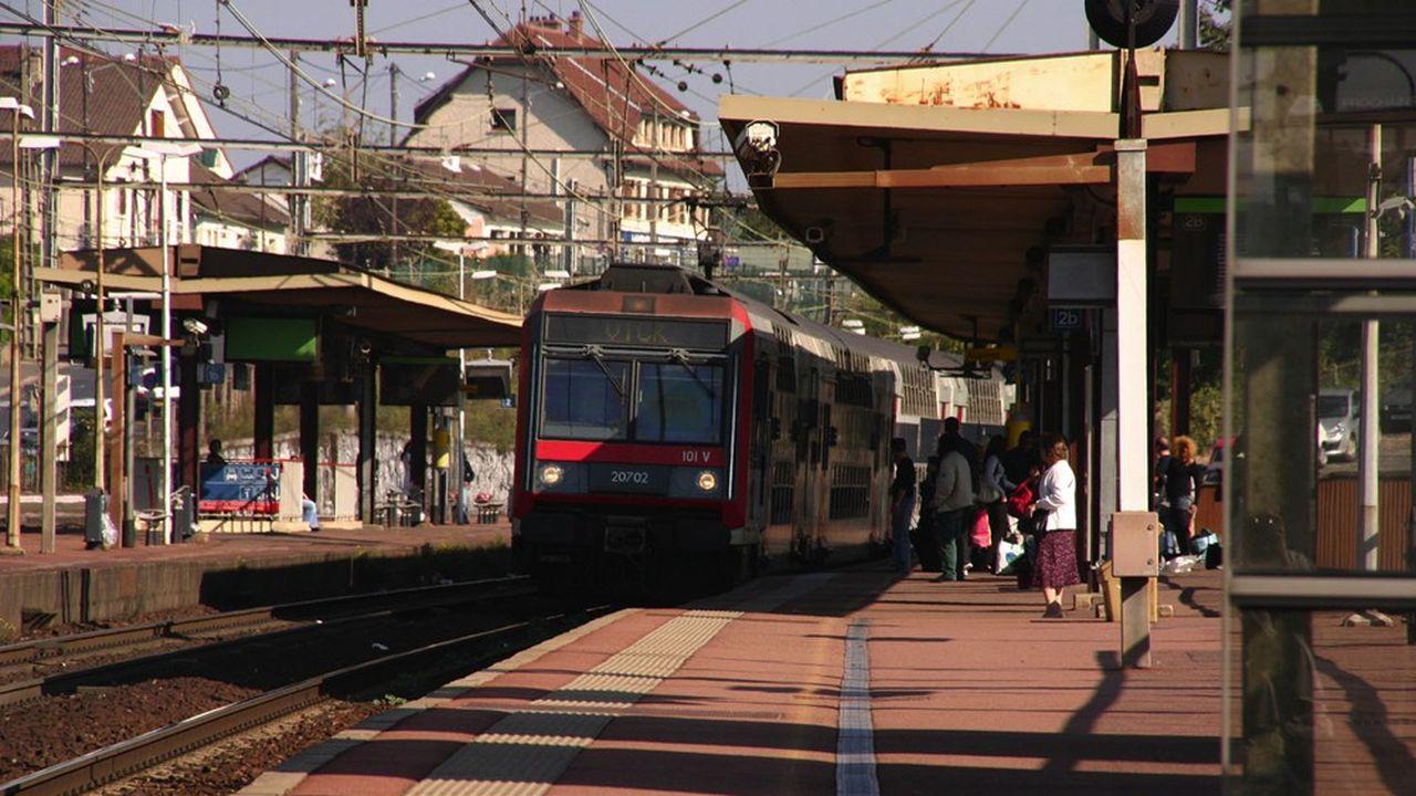 Le quartier de la gare à Yerres attend depuis plusieurs années d'être réaménagé