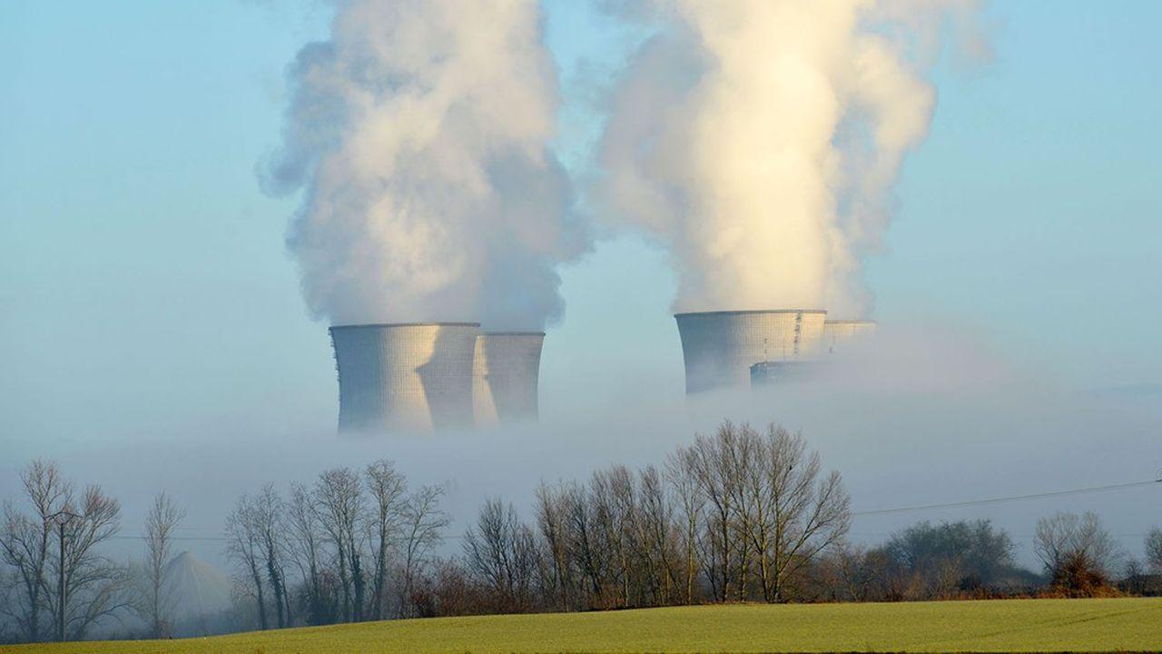 Le nucléaire couvre plus des deux tiers de la production électrique en France.
