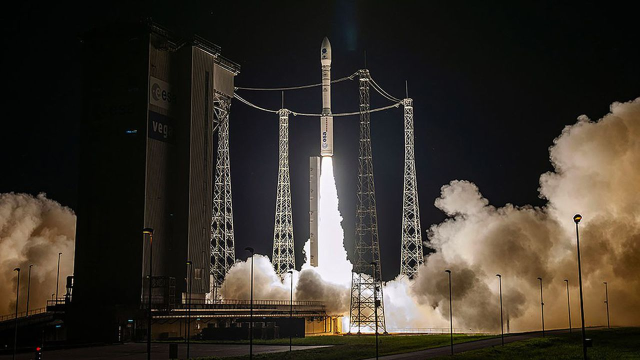 La fusée Vega qui a connu deux échecs de lancement en un an, reprendra du service en mars.