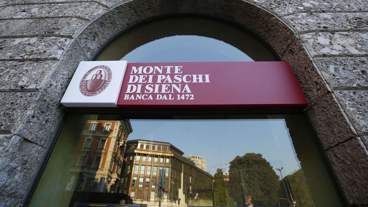 A tre anni dal salvataggio da parte dello Stato italiano, il Monte dei Paschi di Siena ha registrato una perdita di 1,5 miliardi di euro nei primi nove mesi dell'anno.
