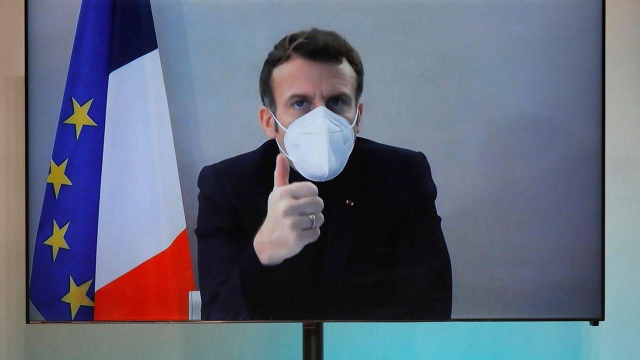 L'état de santé d'Emmanuel Macron, testé positif au Covid-19 jeudi, est «stable» et les derniers résultats de ses examens «sont rassurants», a indiqué samedi midi l'Elysée.