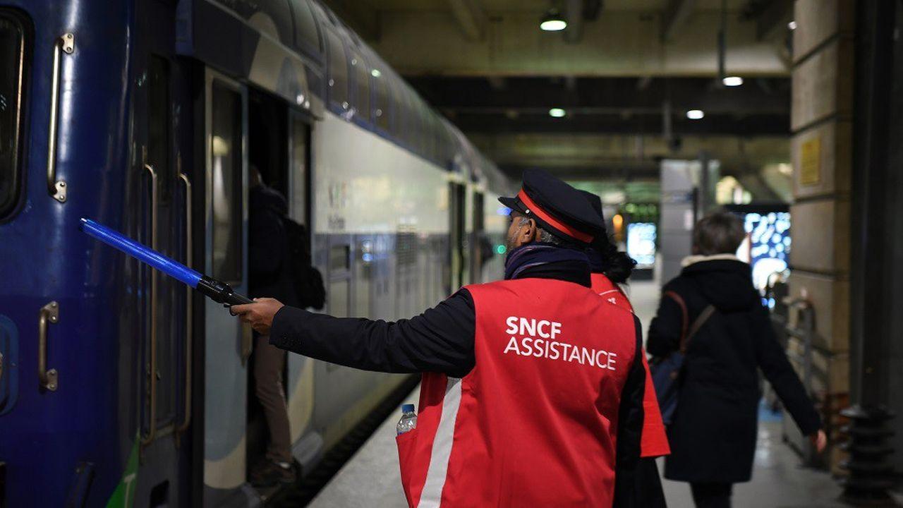 Fin 2019, la SNCFcomptait 152.700 agents.