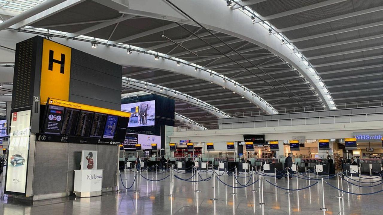 La plupart des pays européens ont temporairement fermé leurs frontières aux passagers en provenance du Royaume-Uni.