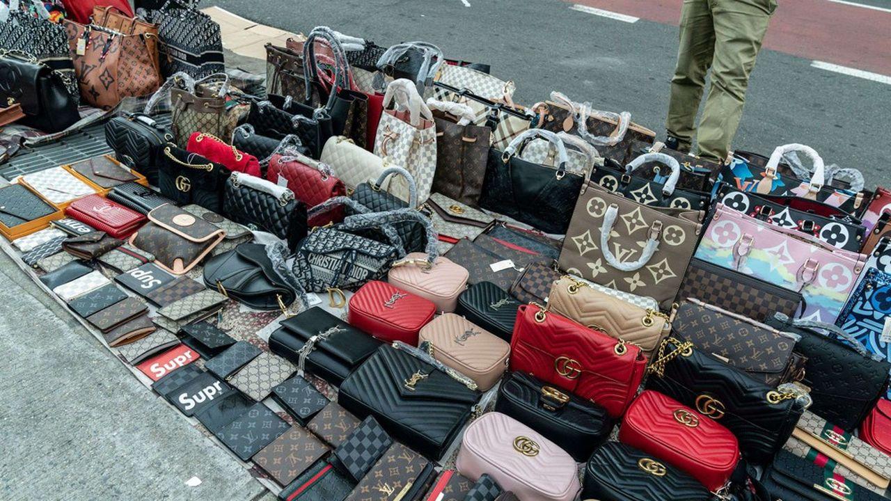 La France est l'un des pays les plus touchés par la contrefaçon