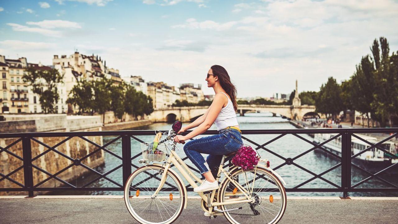 La mairie de Nanterre a décidé de mettre en place une aide à l'achat de vélos mécaniques.