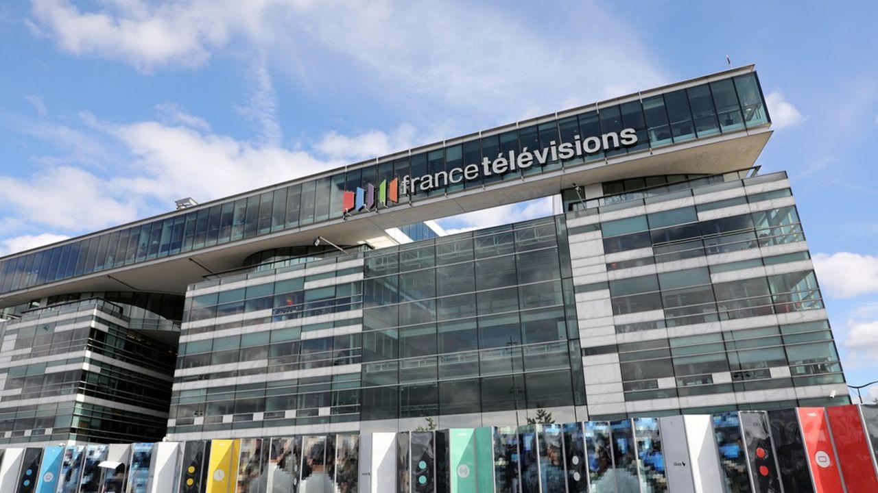 France Télévisions a vu ses effectifs fortement baisser en2020.