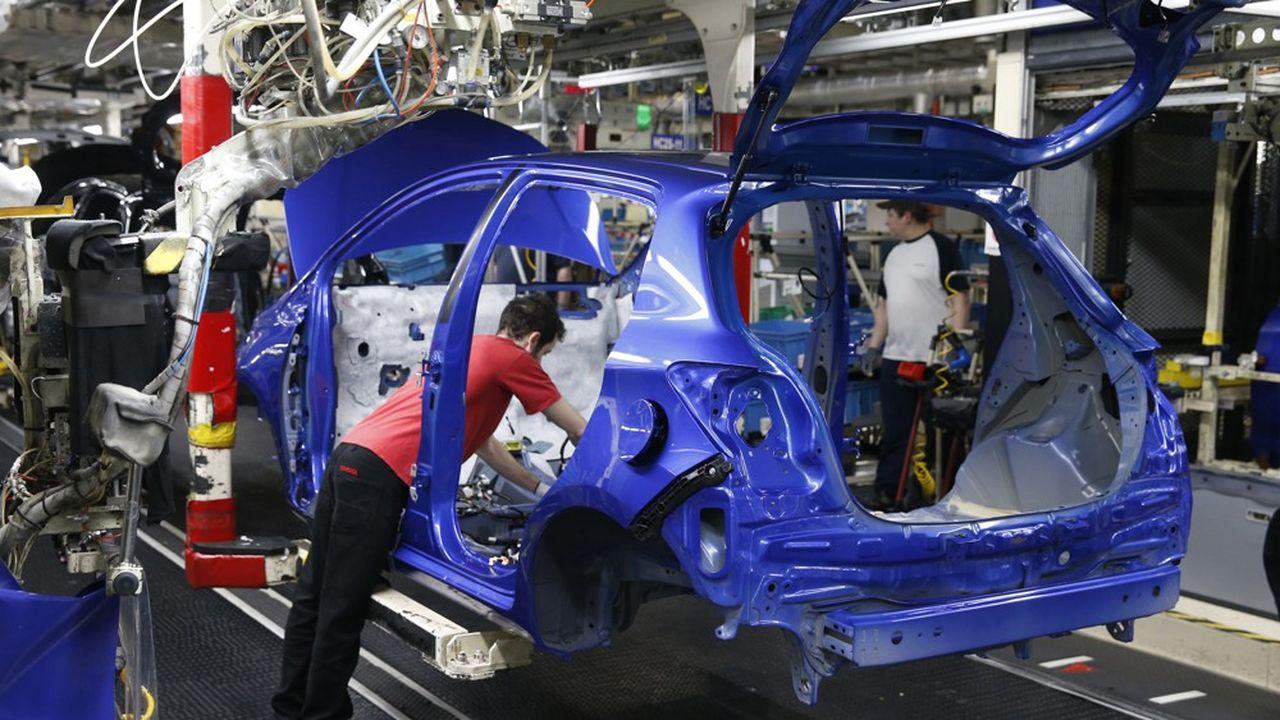 Le constructeur automobile japonais a été forcé de fermer plus tôt que prévu les portes de trois usines, situées en France et au Royaume-Uni.