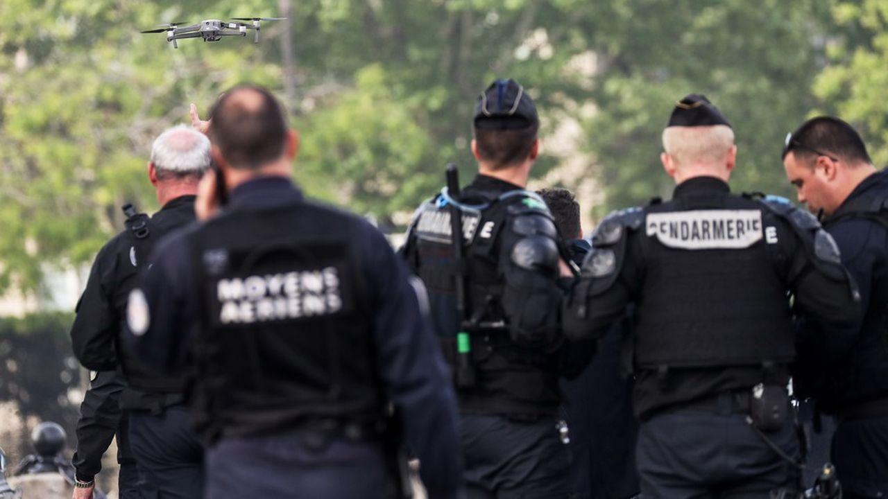 Le Conseil d'Etat avait été saisi par l'association La Quadrature du Net (LQDN) qui s'inquiétait de l'usage de drones «à des fins de police administrative».