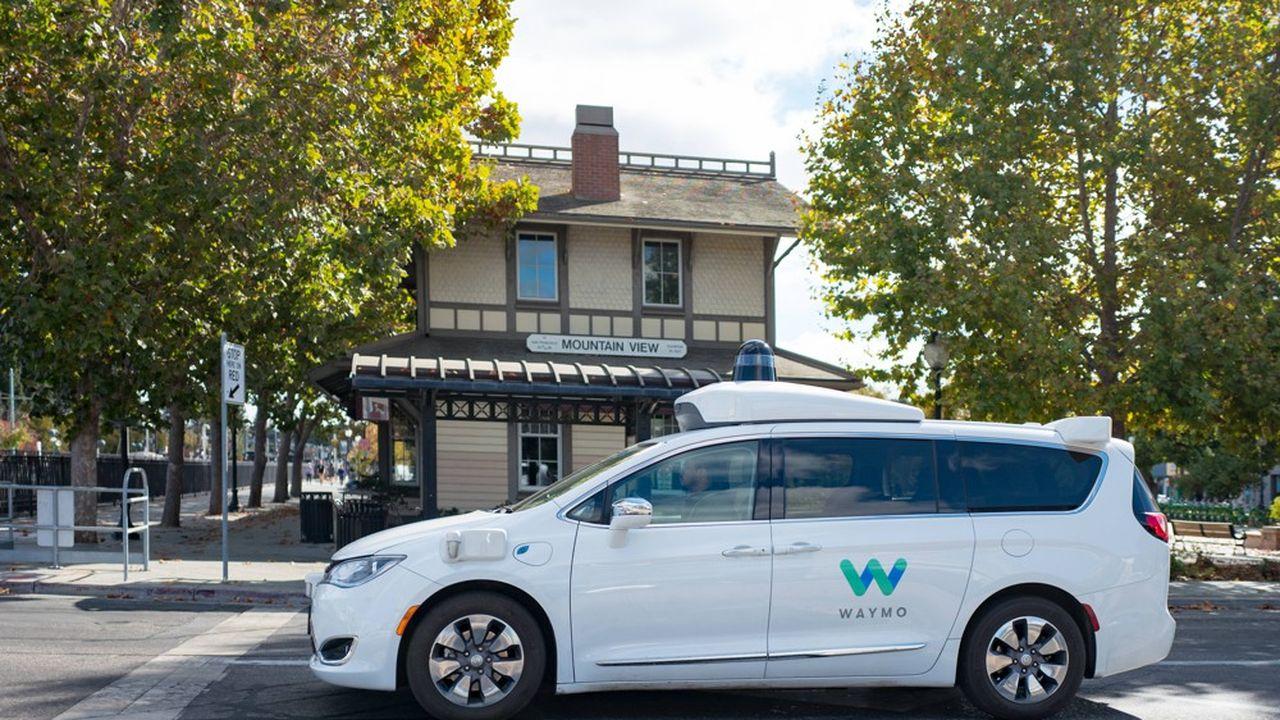 Depuis quelques années, les géants de la Tech américaine tournent autour de l'automobile, à commencer par Google et sa ramification Waymo.