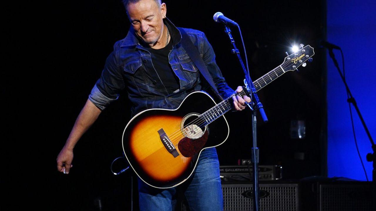 Bruce Springsteen fait briller tous les feux d'une Amérique rebelle, rock & roll et anti-Trump.