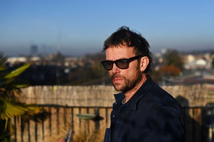 Damon Albarn, co-fondateur de Gorillaz, au sommet de sa maturité avec ce septième album.