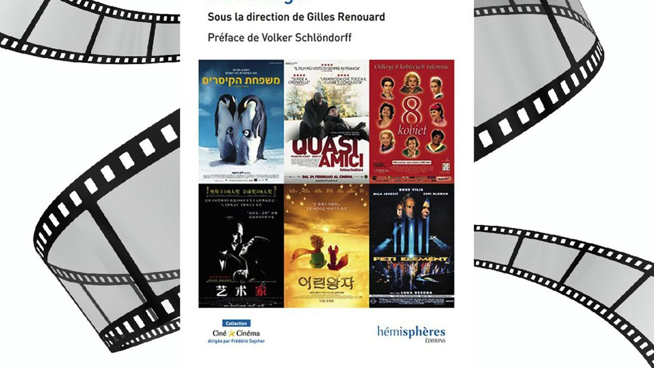 «25 ans de cinéma français à l'étranger», collectif, sous la direction de Gilles Renouard, Hémisphères Editions, 410 pages, 20euros.