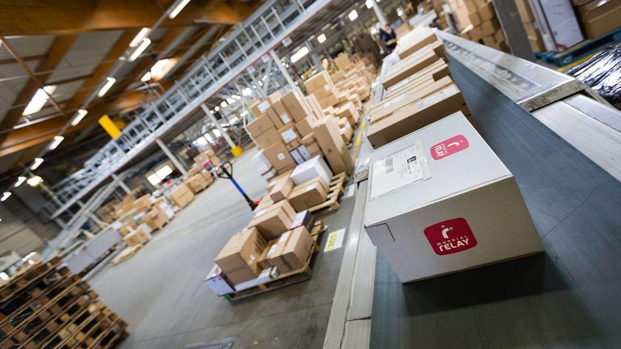 Depuis la mécanisation, en 2016, de ses sites de préparation de livraison, l'entreprise peut faire face aux pics d'activité.