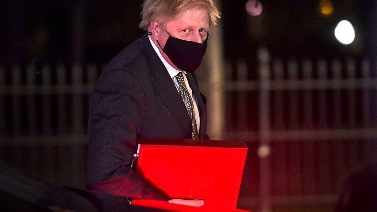 La conclusion d'un «deal» est une véritable aubaine politique pour Boris Johnson, qui a déjà à coeur de la présenter comme une victoire britannique.