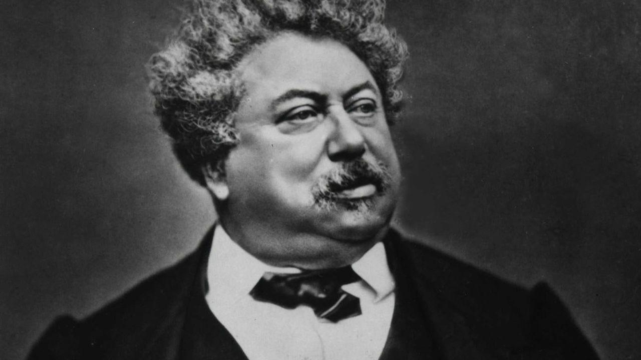 Alexandre Dumas a navigué assez loin dans le XIXesiècle pour nous léguer quelques photographies.