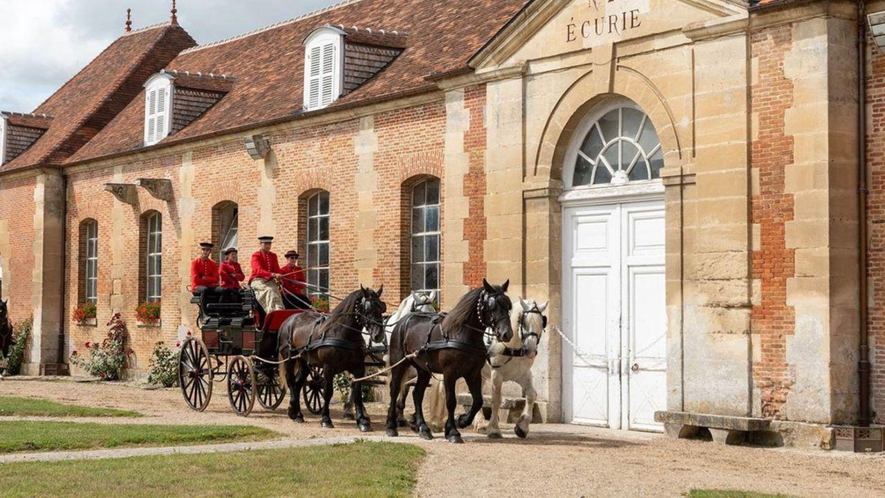Transformé en établissement public à caractère administratif en 2015, le haras et ses 1.000hectares sont désormais gérés par un trio réunissant l'Etat, la région Normandie et le département de l'Orne.