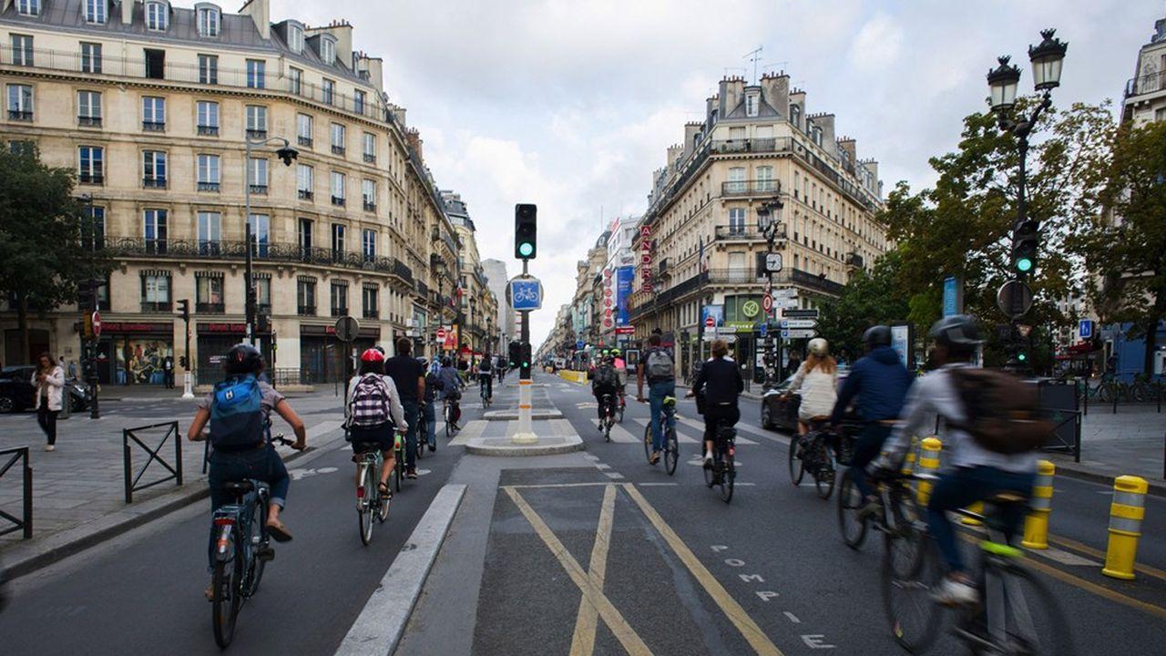 L'obligation de marquage sera également valable, dès le 1erjuillet 2021, pour les vélos vendus d'occasion en magasin.