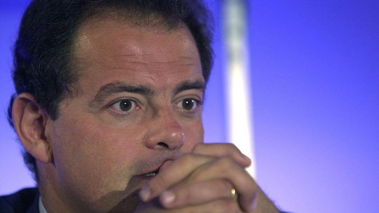 Jean-Marc Forneri avait commencé sa carrière comme conseiller du ministre des Finances Edouard Balladur.