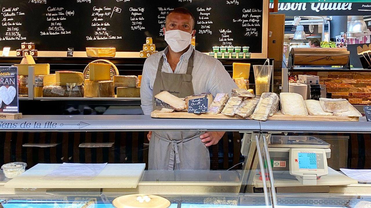 Les différentes sociétés de la fromagerie Planchon emploient 25 personnes et réalisent un chiffre d'affaires de 7millions d'euros.