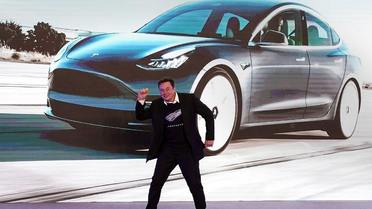 Tiré par l'envolée du cours de Bourse de Tesla, le patrimoine d'Elon Musk a gonflé de 130milliards de dollars cette année, faisant de l'entrepreneur la deuxième fortune mondiale.