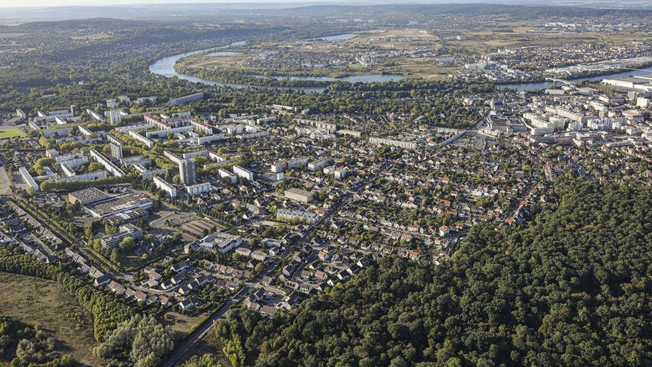 A Poissy, une opération d'aménagement va être lancée dans le quartier Saint-Exupéry