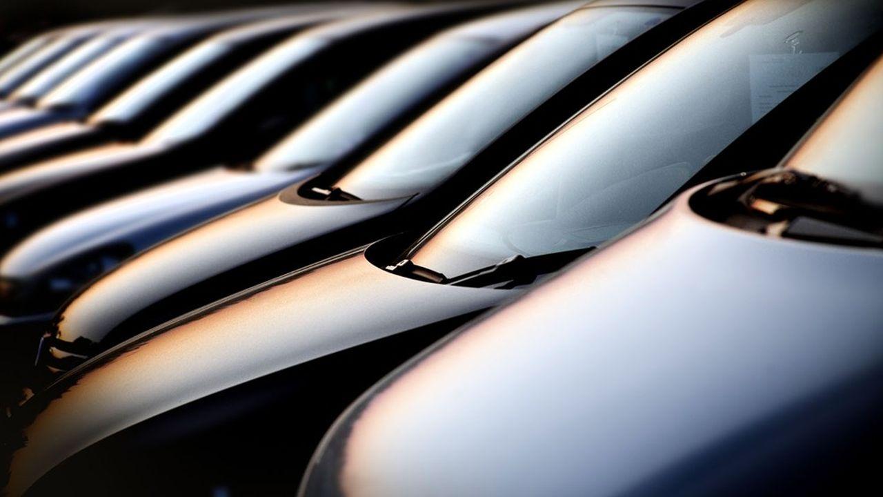 Les ventes de voitures neuves dans l'Hexagone sont retombées en 2020 à leur niveau de 1975.