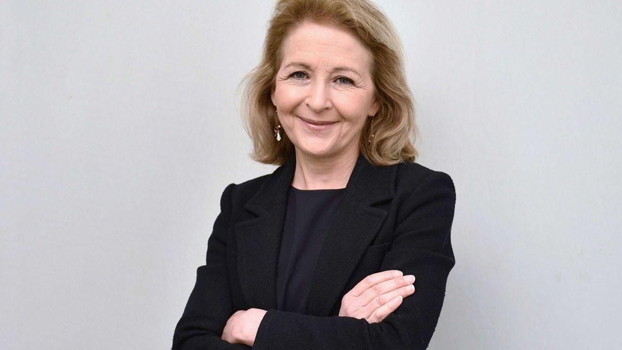 Laure de La Raudière, députée Agir d'Eure-et-Loir.