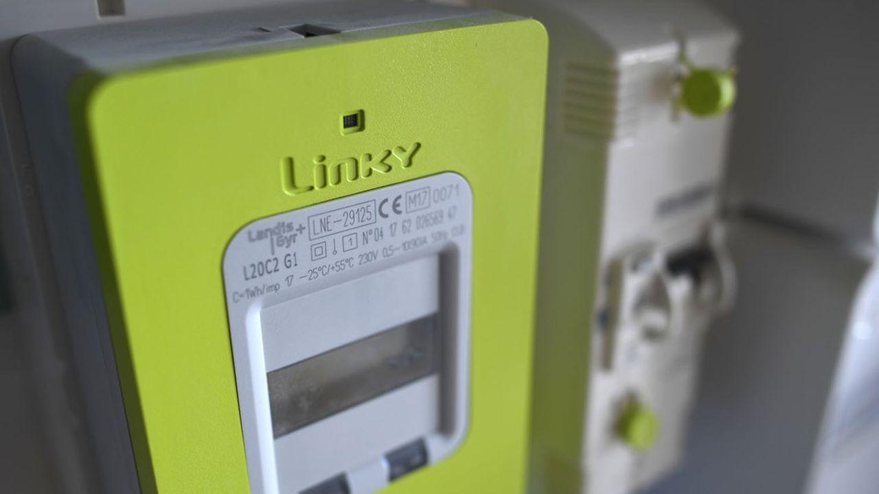 Enedis estime que le coût global du projet Linky devrait rester proche de 4milliards d'euros.