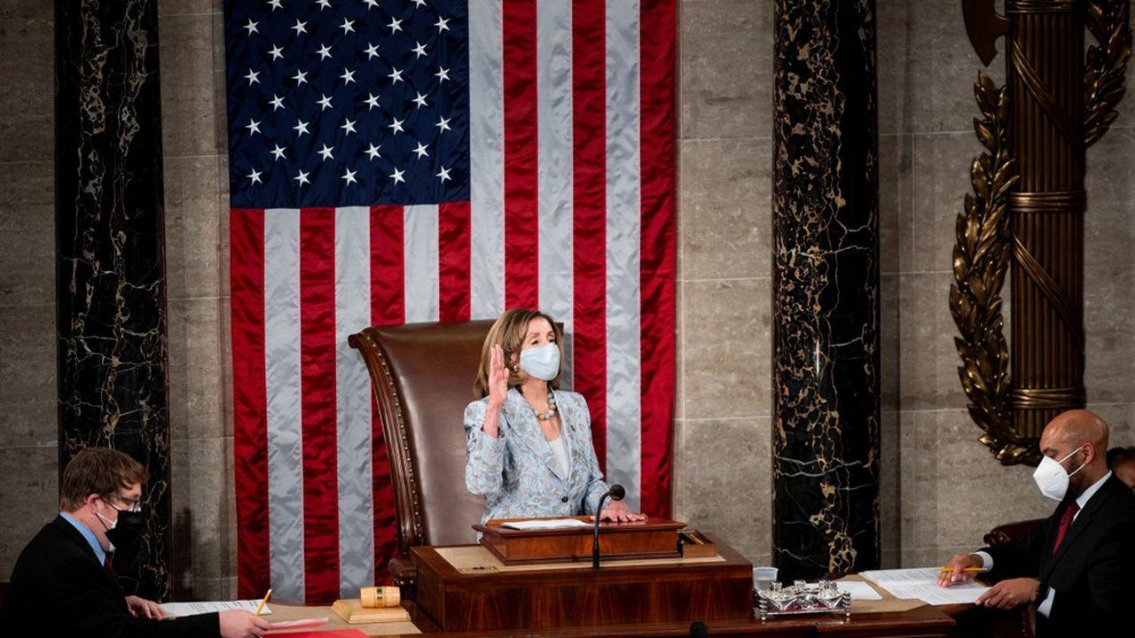 Le président de la Chambre des représentants est le troisième personnage des Etats-Unis après le président et le vice-président.