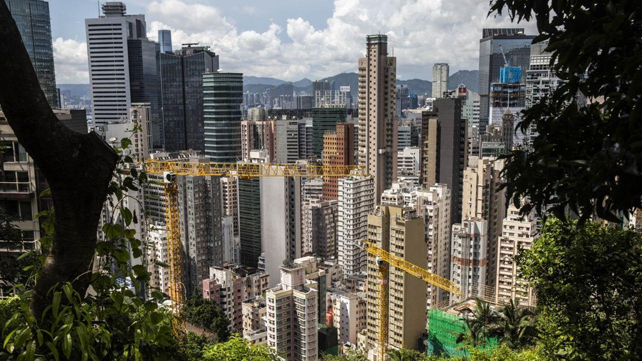 En intégrant les effets indirects sur les autres industries, un quart de la croissance chinoise des dernières années serait lié à l'immobilier.