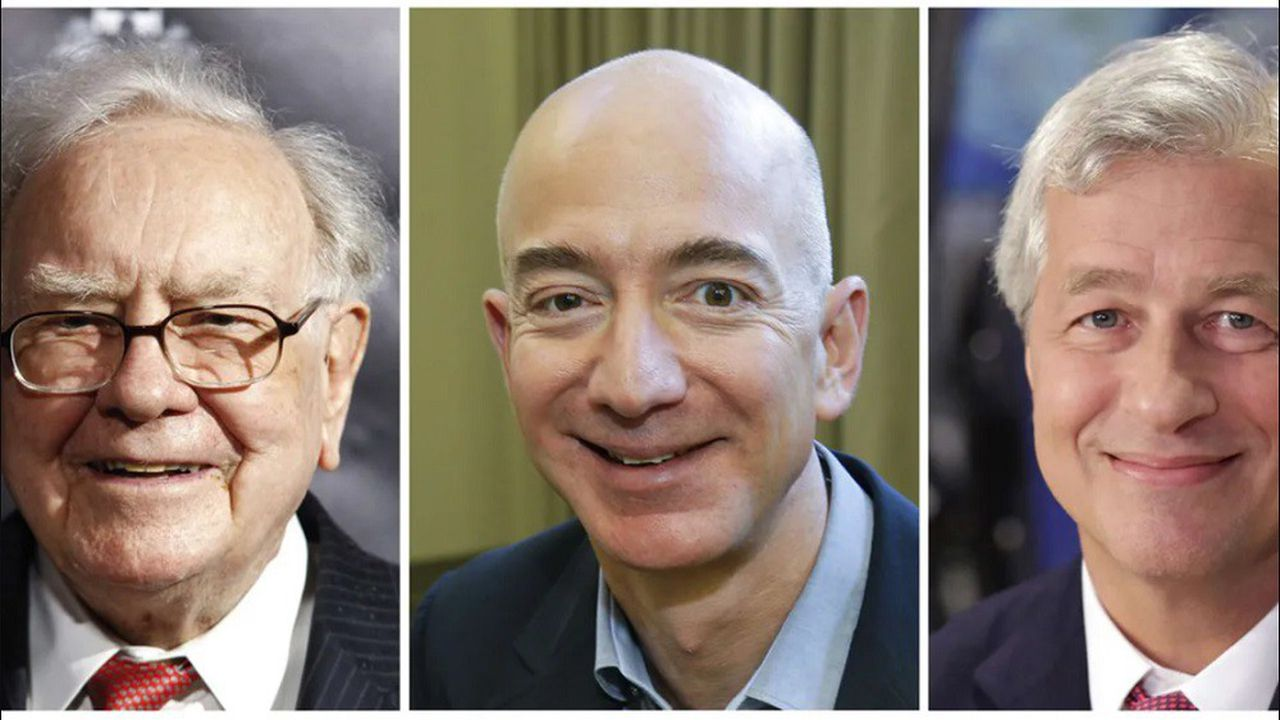 La structure a été créée à l'initiative de trois grands patrons américains, Warren Buffett (Berkshire Hathaway), Jeff Bezos (Amazon) et Jamie Dimon (JP Morgan)