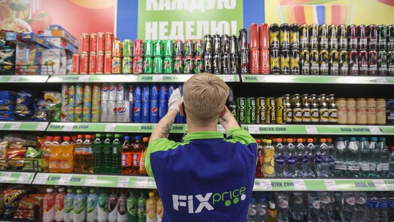 Chizhik, du géant russe de la distribution X5, Moya tsena, de son challenger Magnit ou encore Fix Price, parmi d'autres: les chaînes de supermarchés discount se multiplient pour répondre à la baisse de pouvoir d'achat des ménages en Russie.