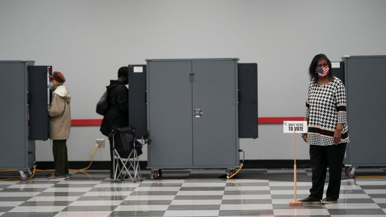 Les élections en Géorgie détermineront le contrôle du Sénat américain.