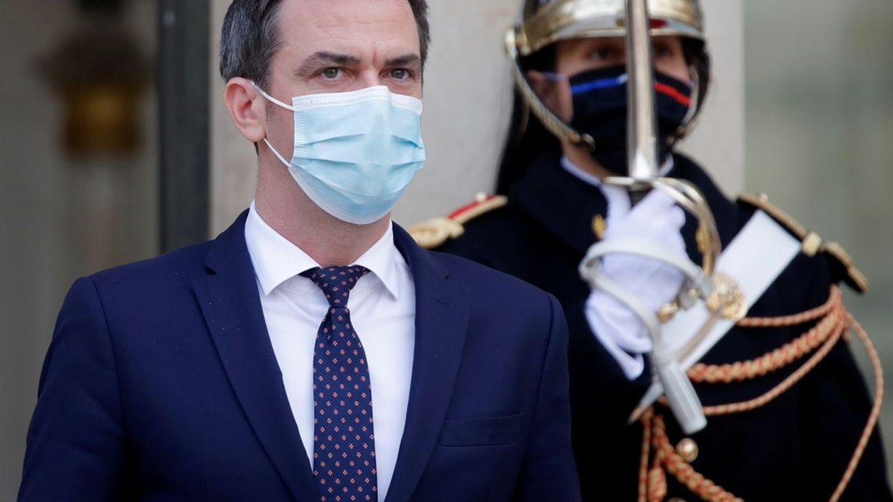 Olivier Véran a annoncé un élargissement de la campagne de vaccination.