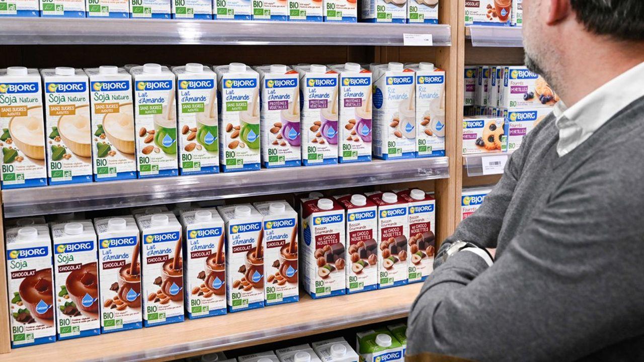 La plupart des boissons végétales de Ecotone sont fabriquées en Italie