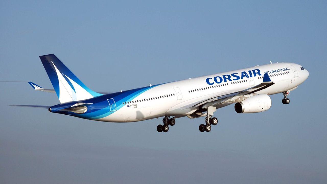 Corsair va se recentrer sur la desserte des départements d'Outre-Mer.