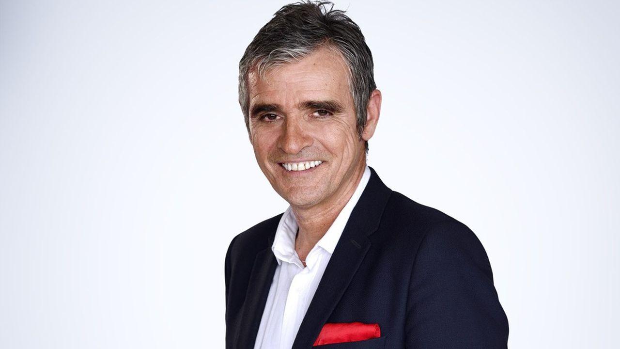 Fabrice Drouelle va présenter «Affaires sensibles», un nouveau magazine d'information, adaptation de l'émission de France Inter.