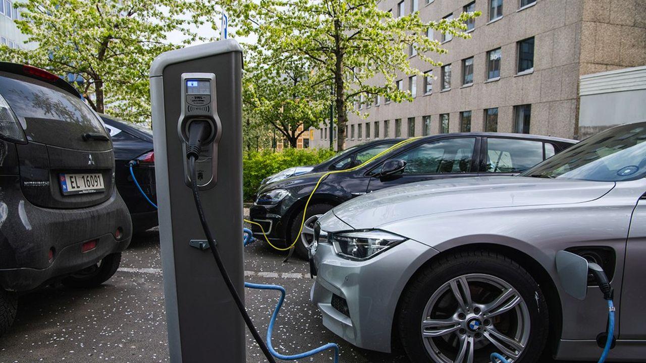 La Norvège a mis en place une fiscalité attractive pour les voitures à batterie.