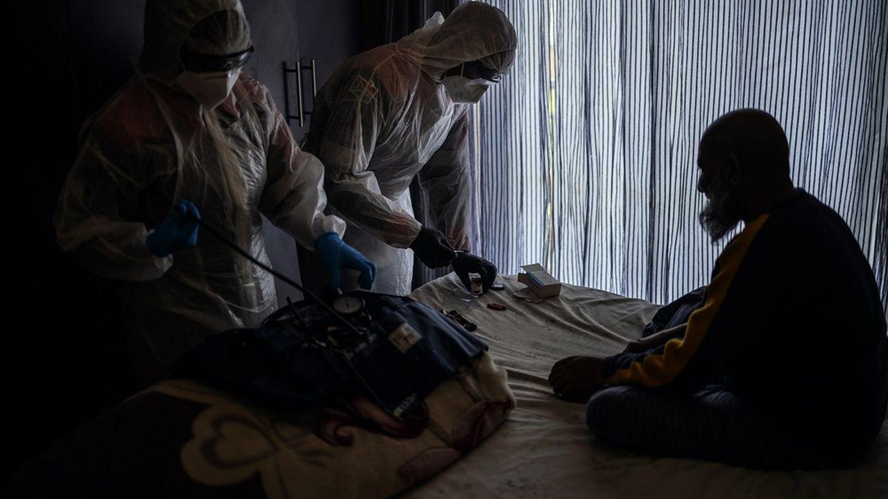 Les pays émergents n'ont pas encore débuté de campagne massive de vaccination.