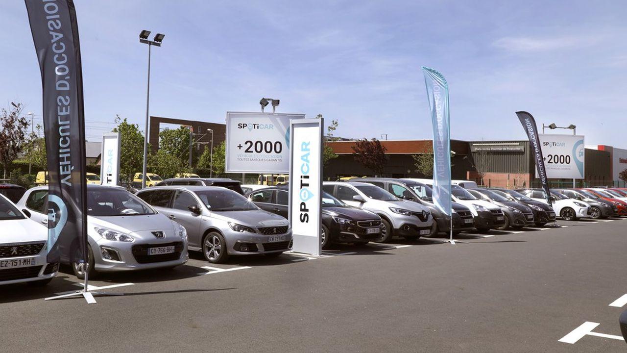 Le groupe PSA a fait de la voiture l'un de ses axes de développement pour toucher de nouveaux clients.