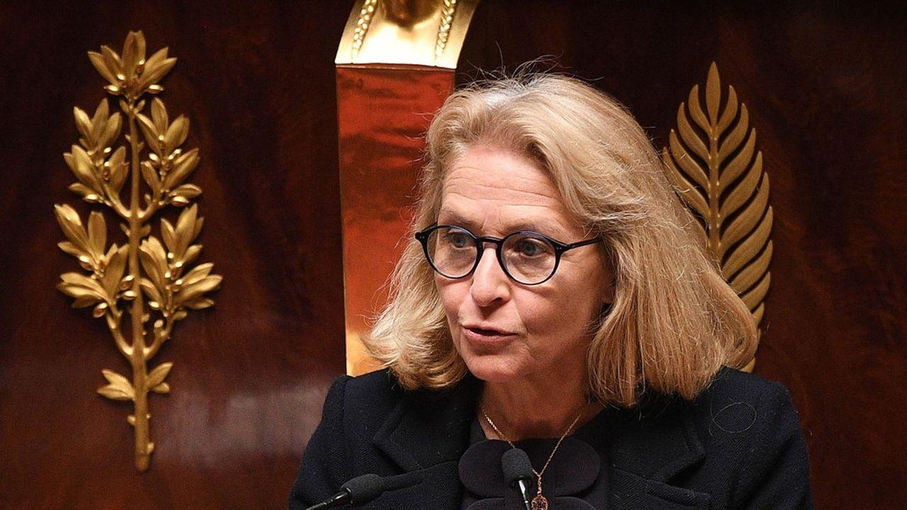 La députée de centre-droit Laure de la Raudière a été sélectionnée par Emmanuel Macron pour prendre la tête de l'Arcep, le régulateur des télécoms.