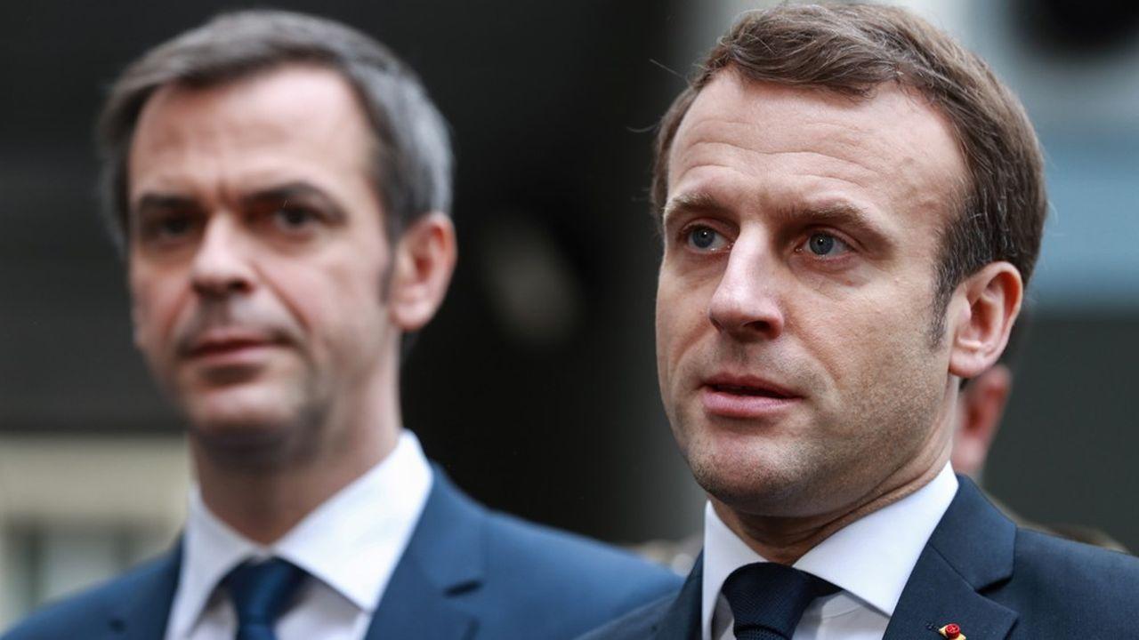 Emmanuel Macron et son ministre de la Santé, Olivier Véran, répètent qu'ils souhaitent accélérer la campagne de vaccination, mais cela peine encore à se voir sur le terrain.