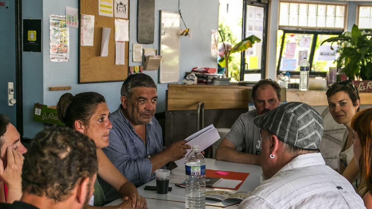 La Fabrique de l'emploi a fait travailler ses équipes sur la notion d'entreprise et de gouvernance partagée.