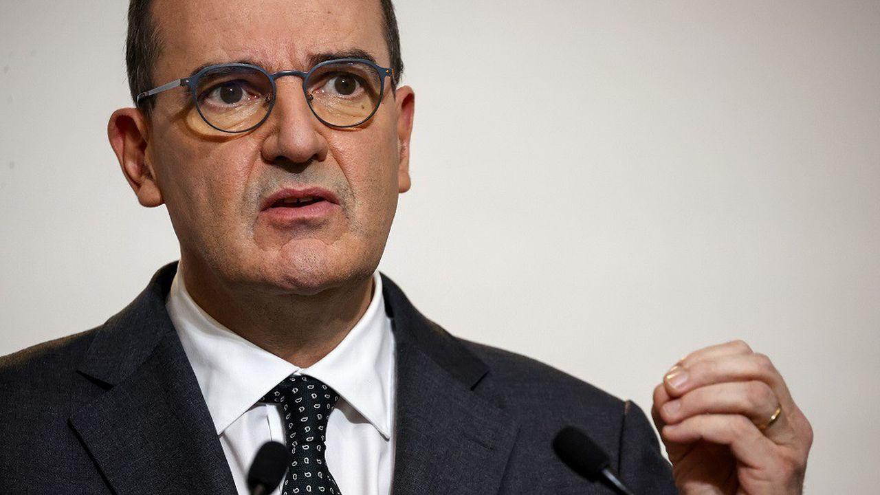 Jean Castex a organisé un point presse sur la situation en France ce jeudi en début de soirée.