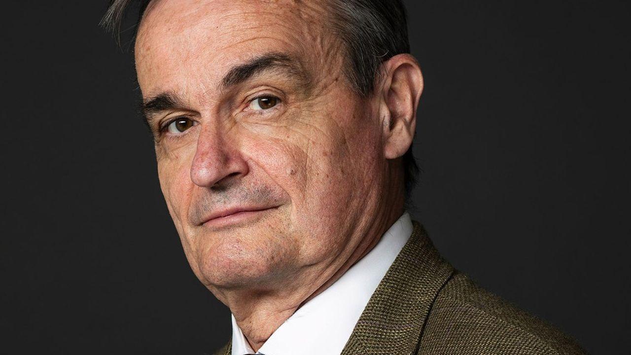 Gérard Araud, ambassadeur de France aux Etats-Unis de 2014 à 2019.