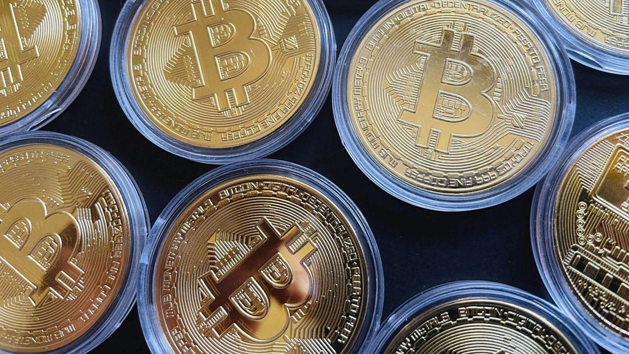 Le bitcoin franchit la barre des 40.000 dollars
