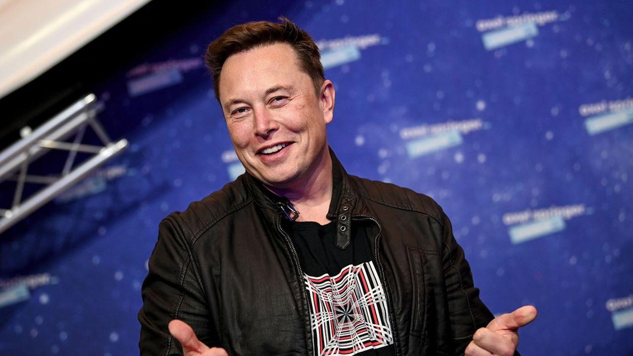 Le patrimoine d'Elon Musk a gonflé de 165milliards l'an passé, une performance probablement inédite dans l'histoire de l'humanité.